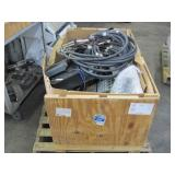 PALLET OF VARIOUS TYPES OF COMMERCIAL ELECTRONICS