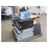PALLET OF VARIOUS TYPES OF ELECTRONICS