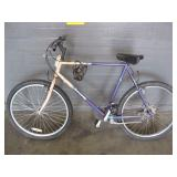 LOT OF 10 VARIOUS TYPES OF BIKES