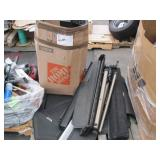 PALLET OF VARIOUS ELECTRONICS & AUTOMOTIVE ITEMS