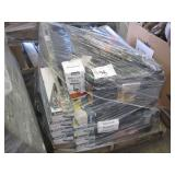 PALLET OF TOOLS & HARDWARE STORE ITEMS