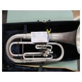 BUNDY FRENCH HORN WITH CASE