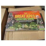 PALLET OF GREAT APES SURVIVAL GAME