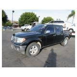 (DEALER ONLY)2010 NISSAN  FRONTIER