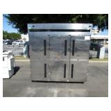 DELFIELD STAINLESS STEEL COMMERCIAL REFRIGERATOR