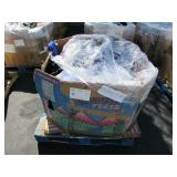PALLET OF ASSORTED CLOTHING