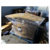 PALLET OF OFFICE FURNITURE