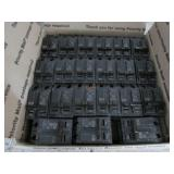 2 BOXES OF 30 AMP BREAKERS