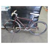 MENS RED FIXIE