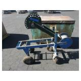 METAL JOB SITE BOX & WIRE PULLER