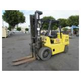 HYSTER S135XL SINGLE STAGE FORKLIFT