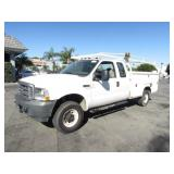 2003 FORD F-350 4X4