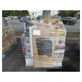 PALLET OF ASSORTED STORE RETURNS