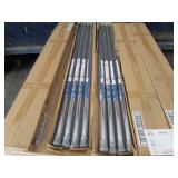 PALLET OF GLACIER BAY CURTAIN RODS