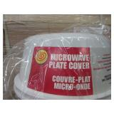 PALLET OF MICROWAVE PLATE COVER