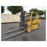 CATERPILLAR T150D SINGLE STAGE FORKLIFT