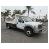 (OUT OF STATE) 2005 FORD F-550