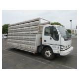 (OUT OF STATE) 2007 ISUZU NQR