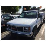 (DEALER ONLY) 1989 GMC SIERRA 2500