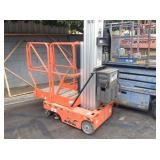 JLG 12SP ELECTRIC MAN LIFT