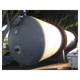 2007 QUALITY VESSEL ENGINEERING  PRESSURE VESSEL: