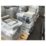 1 LOT OF OFFICE PRINTERS