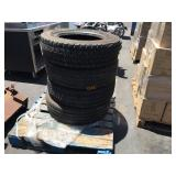 1 PALLET OF 4 CONTINENTAL TIRES
