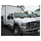 2009 FORD F-450