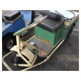 SERVICE CART 3 WHEELER
