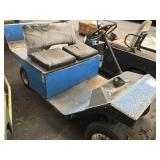 2 SEATER UTILITY CART
