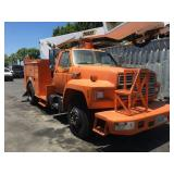 (DEALER ONLY) 1991 FORD F-700