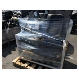 1 PALLET OF CAR DOOR PANELS