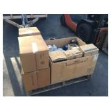 1 PALLET OF AIR FILTERS AND BRAKES