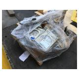 1 LOT OF TEMPERATURE MEASURING INSTRUMENTS AND