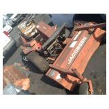 JACOBSEN MOWER GAS POWERED TOTAL HOURS OF : 1215