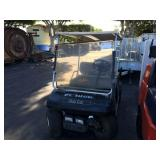 SERVICE CART GOLF CART 2 SEATER 8434 HOURS READ