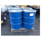 4 DRUMS OF GEAR LUBRICANT