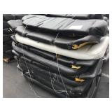 1 PALLET OF VEHICLE SEAT CUSHIONS