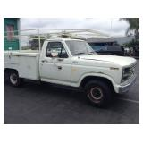 1982 FORD F-250