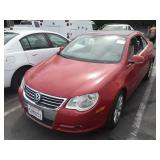 (DEALER ONLY) 2007 VOLKSWAGEN EOS