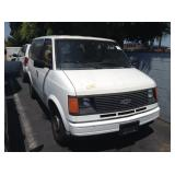(DEALER ONLY) 1991 CHEVROLET ASTRO