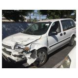 (DEALER ONLY) 2008 CHEVROLET UPLANDER