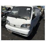 KIA VANGO UTILITY CARGO VAN NO TITLE, BILL OF SALE