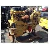 CATERPILLAR C15 DIESEL POWERED MOTOR