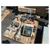 LOT OF CONTROL VALVES