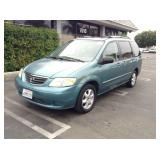 (DEALER ONLY) 2000 MAZDA MPV