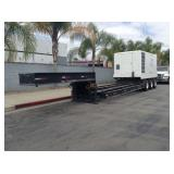TRAILER MOUNTED AIR COMPRESSOR