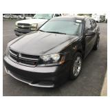 (DEALER ONLY) 2014 DODGE AVENGER