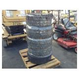 1 PALLET OF 5 TIRES