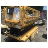 SCISSOR LIFT MODEL 3M3248E  (YELLOW) 250.43 HOURS